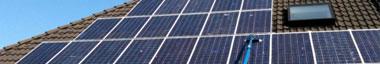 Maintenance solar parks